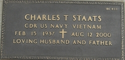 Charles T. Staats