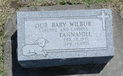 Wilbur Tannahill