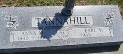 Earl V Tannahill