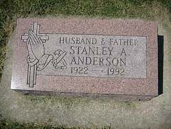 Stanley A. Anderson