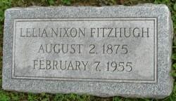 Lelia Nixon Fitzhugh