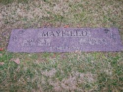 Alma J. Mayfield