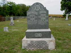 George Evan Alexander Rex