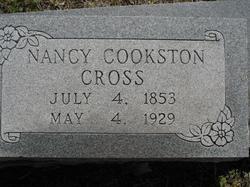 Nancy <i>Cookston</i> Cross