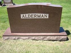 Anna L. <i>Gillespie</i> Alderman
