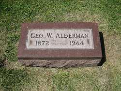 George W. Alderman