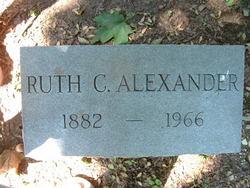 Ruth Carol Alexander