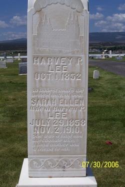 Harvey Parley Lee