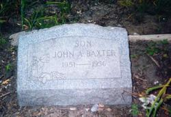 John Albert Baxter