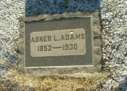 Abner Lafayette Adams