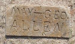 Etta May <i>Luallen</i> Allen