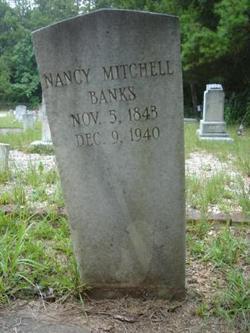 Nancy Missouri <i>Mitchell</i> Banks