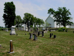 Pleasant Green Methodist Church & Old Cemetery