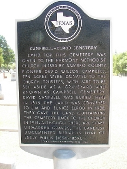 Campbell-Elrod Cemetery