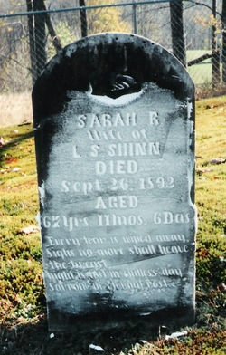 Sarah <i>Bogard</i> Shinn