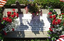 Capt Derek Mears Argel