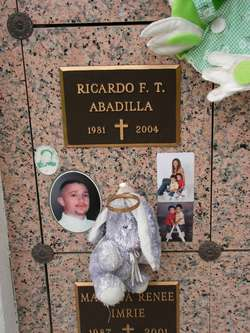 Ricardo Ferdinand Terrence Abadilla
