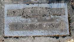Bernice <i>Lockyer</i> Danz