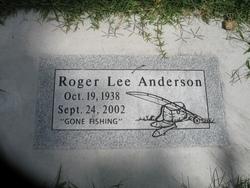 Roger Lee Anderson