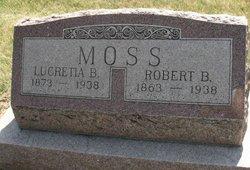 Robert B Moss