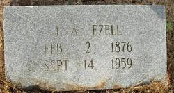 James Albert Ezell