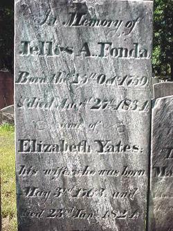 Elizabeth <i>Yates</i> Fonda