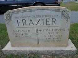 S. J. Frazier