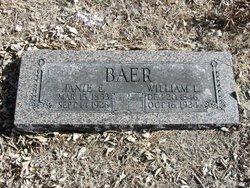 Janie E. Baer