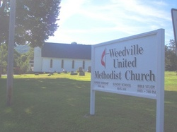 Weedville United Methodist Cemetery