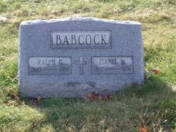 Ralph George Babcock
