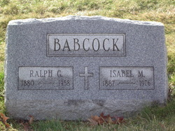 Isabelle Mary E. <i>Duff</i> Babcock