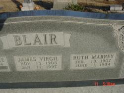 James Virgil Blair