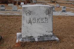 Ed W Acker