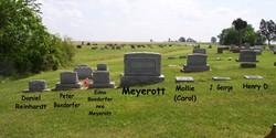 Edna <i>Meyerott</i> Boxdorfer