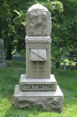 Rev John W Dadmun