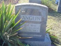 Ida Mae <i>Cain</i> Anglin