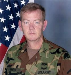 LTC Leon G. James, II