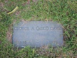 Cloyce A. Mike Davis