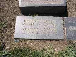 Florence L. <i>Davisson</i> Decker