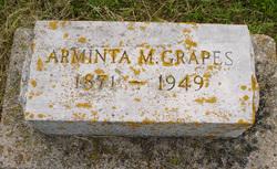 Arminta M. <i>Adams</i> Grapes