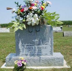 Nancy Ellen <i>Pirtle</i> Land