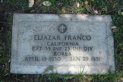 Eliazar Franco