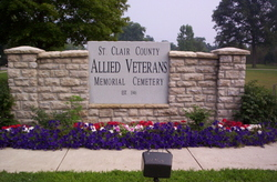 Allied Veterans Memorial Cemetery