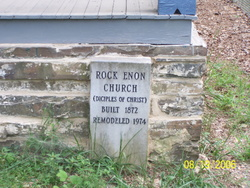 Rock Enon Church Cemetery