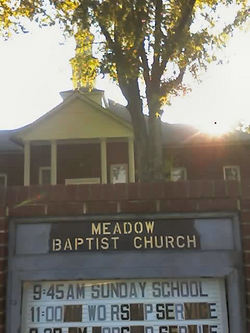 Meadow Baptist Church Cemetery