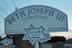 Beth Joseph Cemetery #03