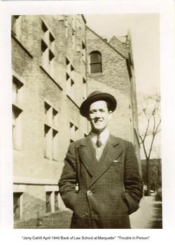 Jerome Harold Cahill
