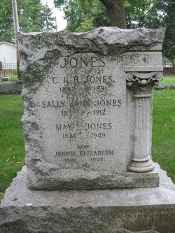 C.L.H. Jones