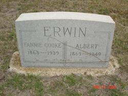 Fannie <i>Cooke</i> Erwin