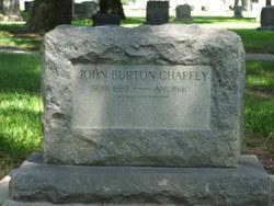 John Burton Chaffey